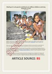 Modi govt's ad spend could feed 46 million children mid-day meal for a year.pdf