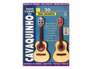 Novo Curso de Cavaquinho Para Iniciantes (+ de 30 Músicas Cifradas).pdf