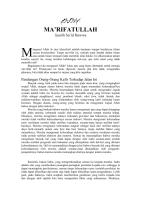 ma'rifatullah _ sa'id hawwa.pdf