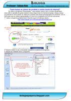 Como baixar os vídeos do youtube e outros locais da internet.pdf