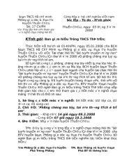 CV huy dong doi vien tham gia Van nghe hoi thi TTMN nam 2008.doc