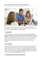 New Homeowner Tips to Avoid a Disaster.pdf